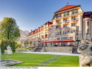 Urlaub Pieštany im Thermia Palace Health Spa Hotel