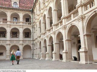 Urlaub Graz im Erzherzog Johann