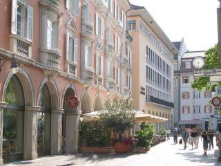Bozen im Stadt Hotel Città