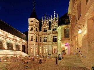 Urlaub Rouen im Hotel de Bourgtheroulde, Autograph Collection