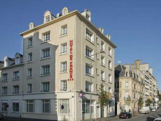 Urlaub Caen im Inter-Hotel De France