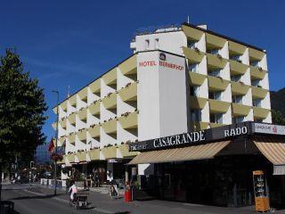 Interlaken im Hotel Bernerhof