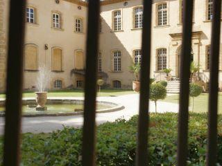 Aix-en-Provence im Chateau de la Pioline