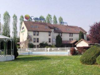 Beaune im Comfort Hotel Beaune