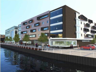 Gateshead im Jurys Inn Newcastle Quayside