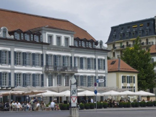 Lausanne im Angleterre & Residence