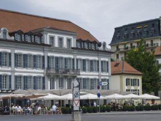 Urlaub Lausanne im Angleterre & Residence