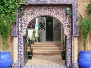 Essaouira im Al Jasira Hotel