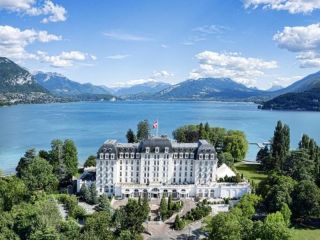 Annecy im L'Imperial Palace