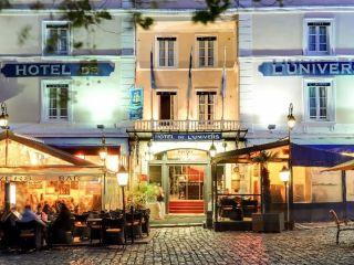 Saint-Malo im Hotel L'Univers