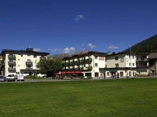 St. Moritz im Sonne