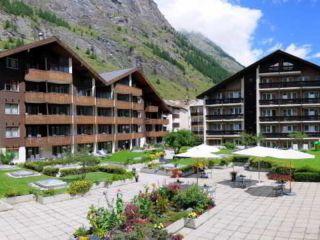 Zermatt im Hotel Schweizerhof
