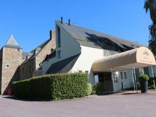 Urlaub Le Mont-Saint-Michel im Hôtel Le Saint Aubert