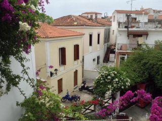 Skiathos-Stadt im Mouria