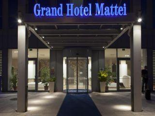 Ravenna im Grand Hotel Mattei