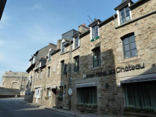 Urlaub Dinan im Hôtel Du Château