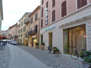 Urlaub Ravenna im Centrale Byron