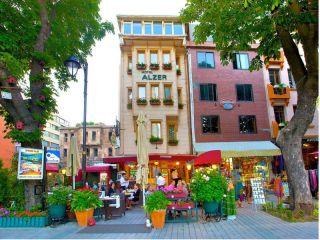 Urlaub Istanbul im Alzer Hotel