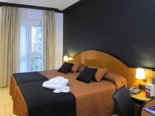 Barcelona im Hotel Abbot