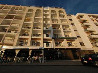 Urlaub Armação de Pêra im Aparthotel Algar