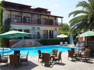 Urlaub Pefkochori im Pelli Hotel