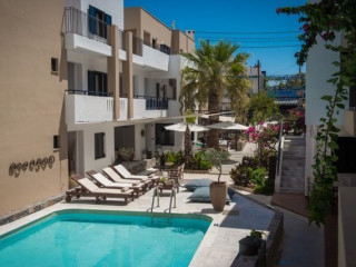 Urlaub Stalida im Residence Villas