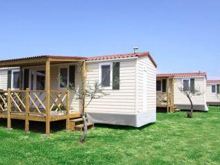 Urlaub Novigrad (Istrien) im Aminess Sirena Mobile Homes