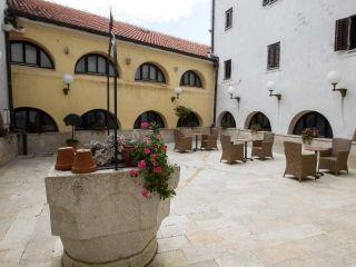 Crikvenica im Hotel Kaštel