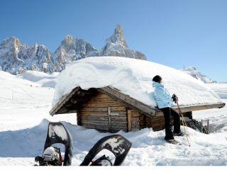 Urlaub San Martino di Castrozza im Relais Club Residence