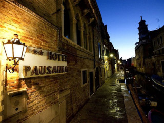 Urlaub Venedig im Pausania
