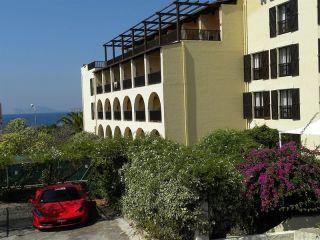Alghero im Hotel Calabona