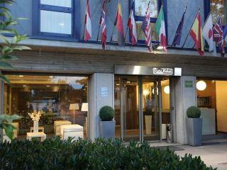 Mailand im Mini Hotel Portello