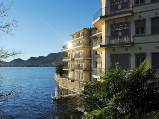 Urlaub Como im Hotel Villa Flori