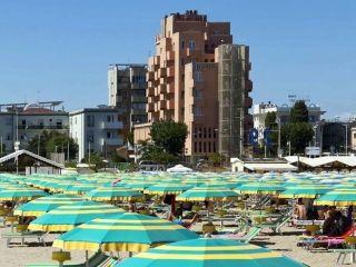 Rimini im Hotel Bellevue