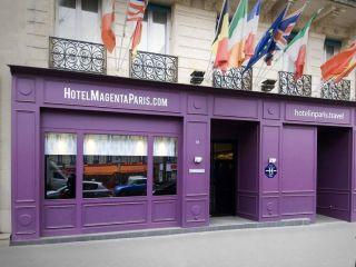 Paris im Hotel Magenta 38 by HappyCulture