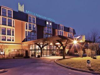 Roissy-en-France im Millennium Hotel Paris Charles De Gaulle