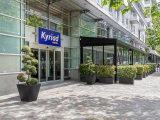 Urlaub Paris im Kyriad Hotel Bercy Village