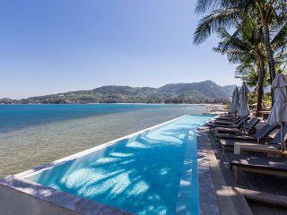 Urlaub Kamala Beach im Cape Sienna Phuket Gourmet Hotel & Villas