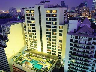 Urlaub Bangkok im BelAire Bangkok