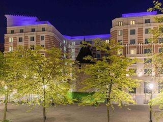 Brüssel im Novotel Brussels City Centre