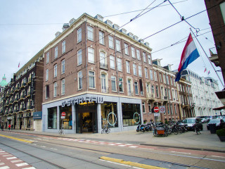 Amsterdam im Hotel Cornelisz