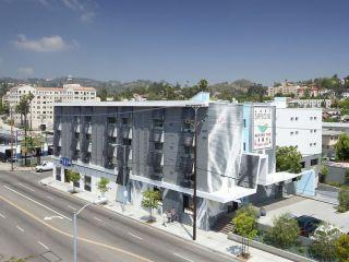 Hollywood im Best Western Plus Hollywood Hills Hotel
