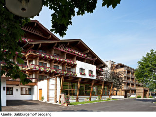 Leogang im Salzburger Hof