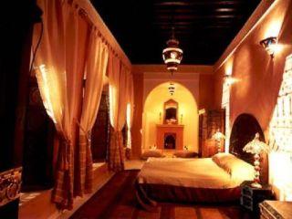 Marrakesch im Riad Bahja