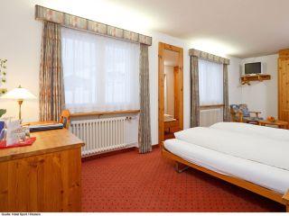 Urlaub Klosters-Serneus im Hotel Sport