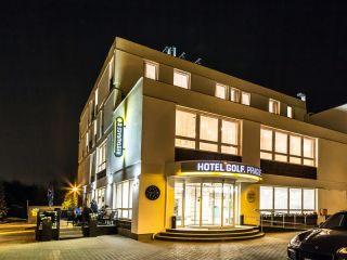 Urlaub Prag im Hotel Golf And Depandance