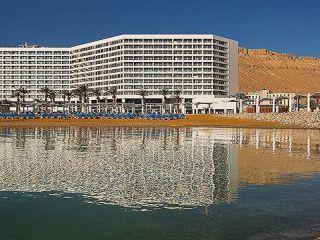 Urlaub En Bokek im Crowne Plaza Dead Sea