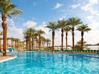 Urlaub En Bokek im David Dead Sea Resort & Spa