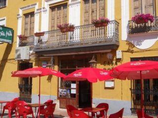 San Antonio de Requena im Hotel 1900 Casa Anita