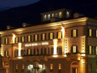 Urlaub Sondrio im Grand Hotel Della Posta